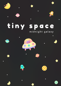 Tiny Space: Midnight Galaxy