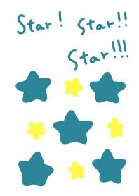 Star! Star!! Star!!!