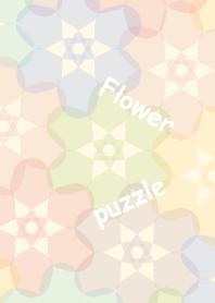 Flower puzzle Vol.1