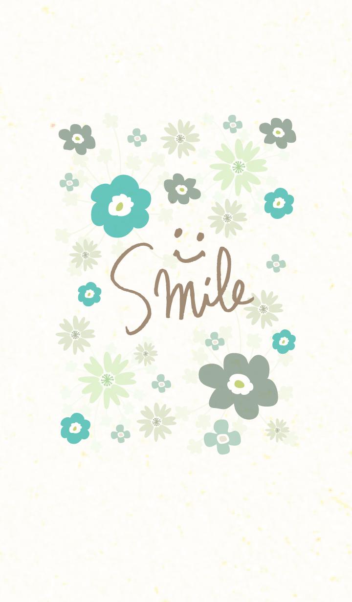 Northern Europe flower3 - smile16-