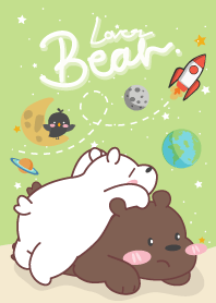 Bear Lover Galaxy (Green ver.)