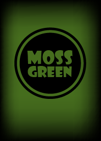 Simple moss green and Black