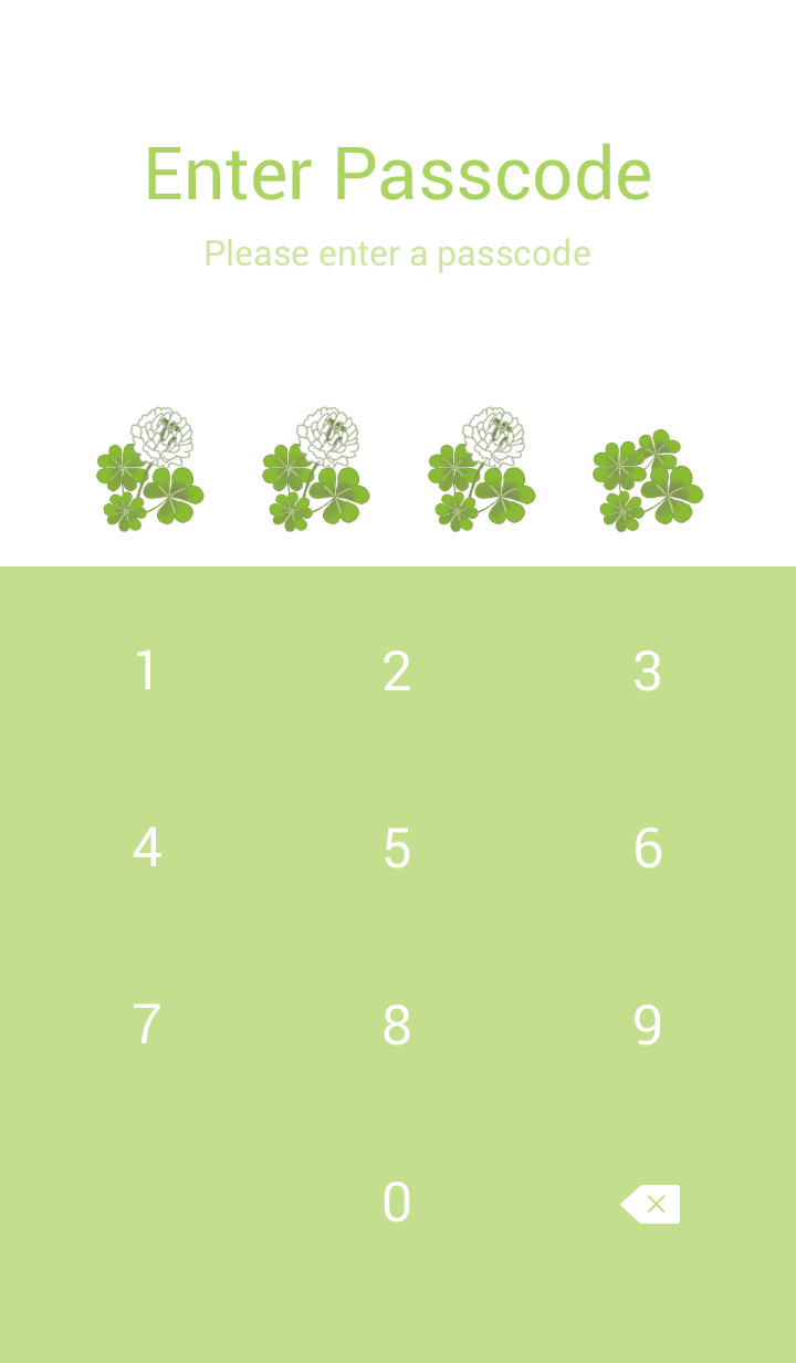 four-leaf+clover of the good luck 2