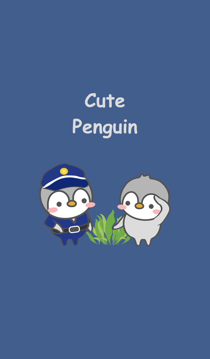 Penguin Legion-Cute Police