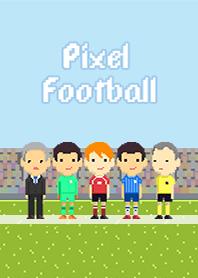 Pixel 足球