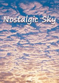 Nostalgic Sky from Japan