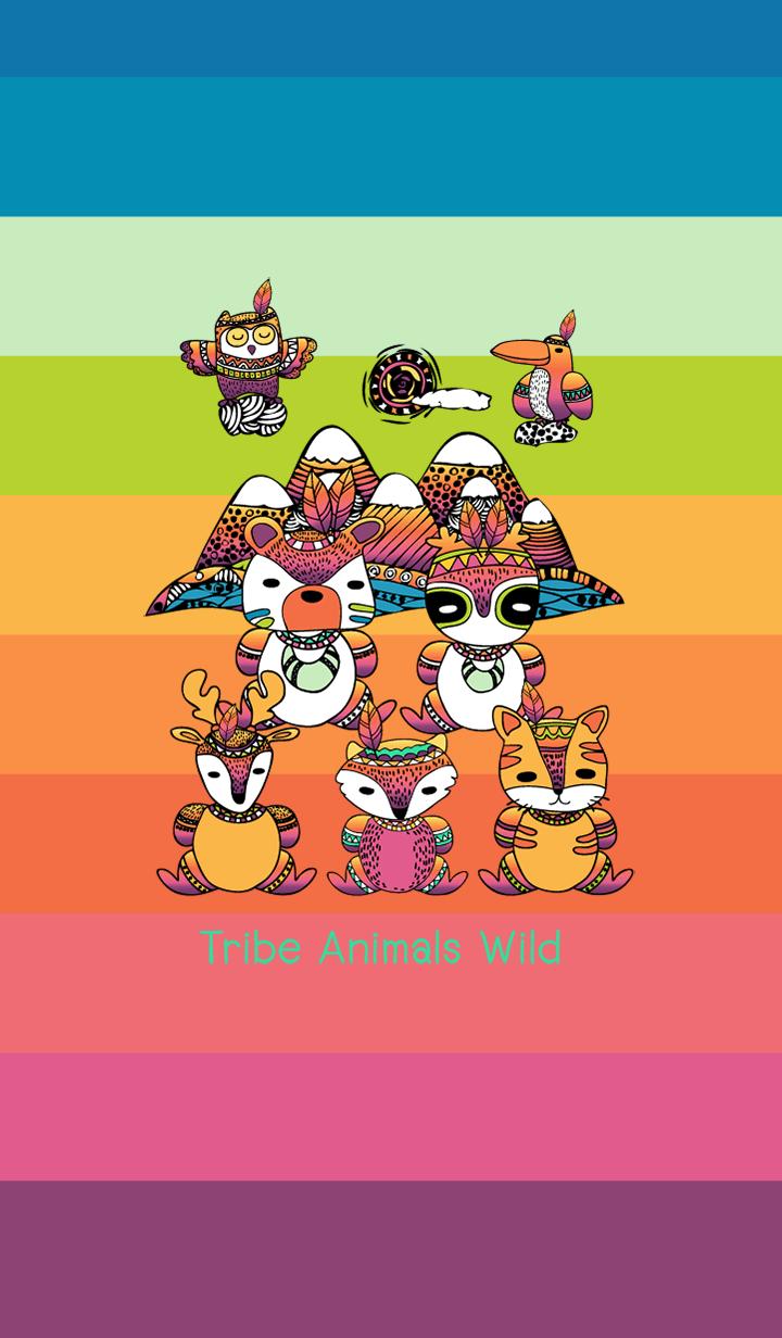 Tribe Animals Wild