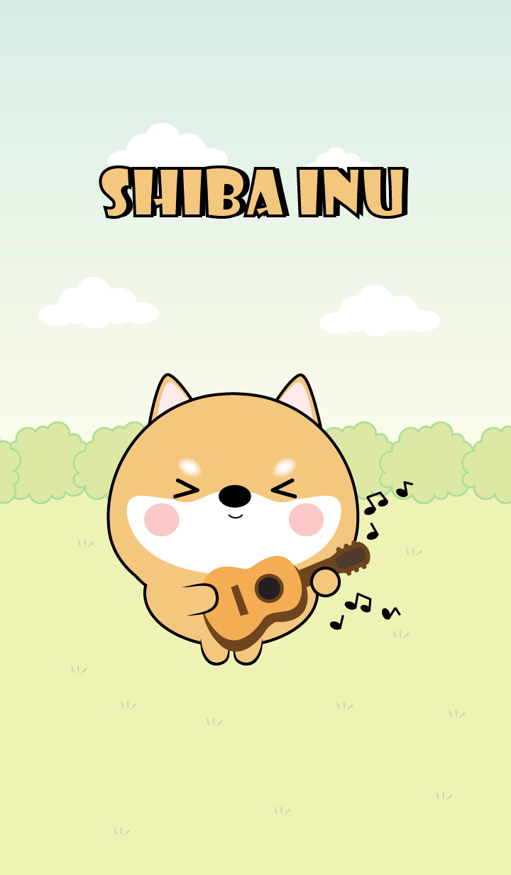 Mini Lovely Shiba Inu Theme (jp)