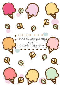 Mini pastel ice cream 2