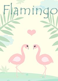 Flamingo Cute 2