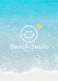 Blue Beach Smile 15