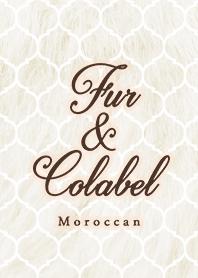 Fur & Colabel pattern
