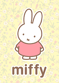 Miffy Flower Theme