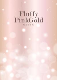 Fluffy Pink Gold. 26 -MEKYM-