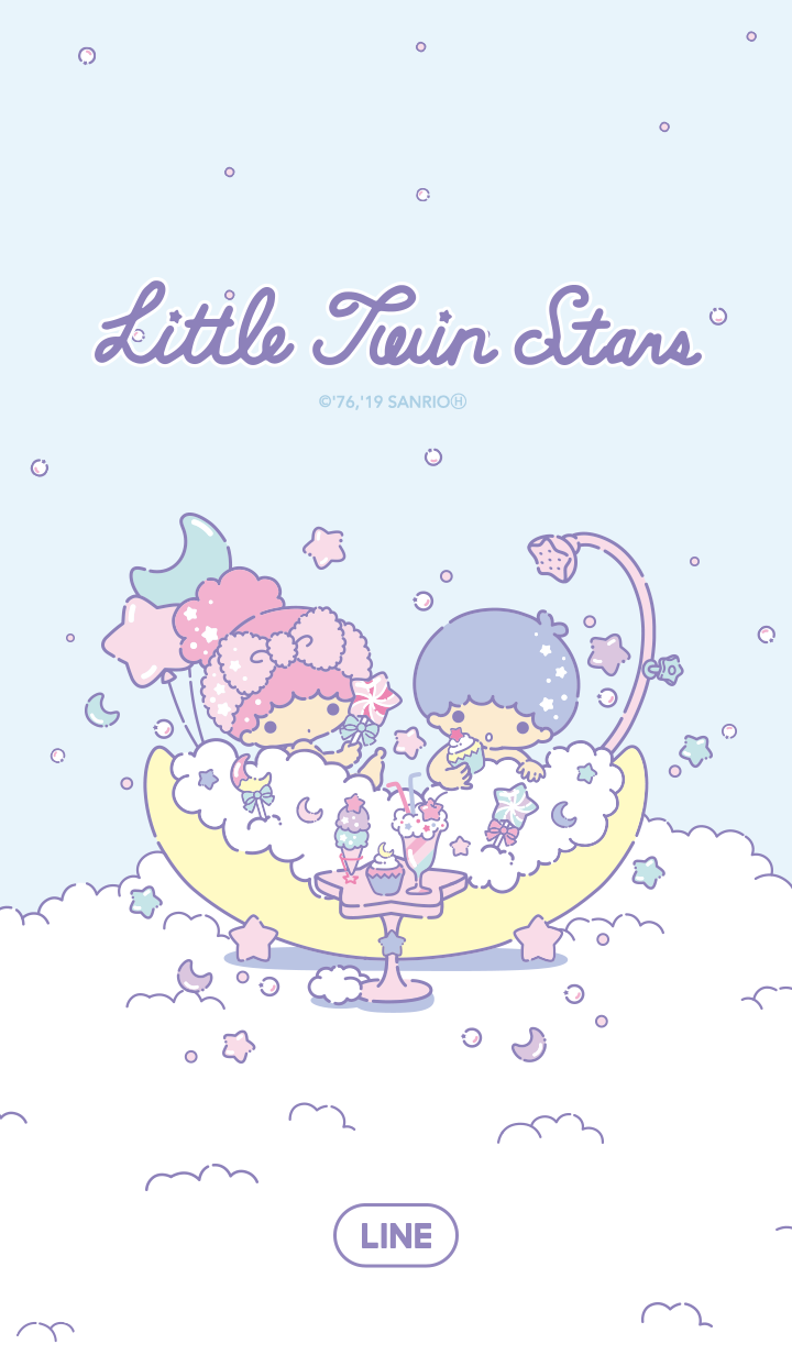 Little Twin Stars: Bath Time