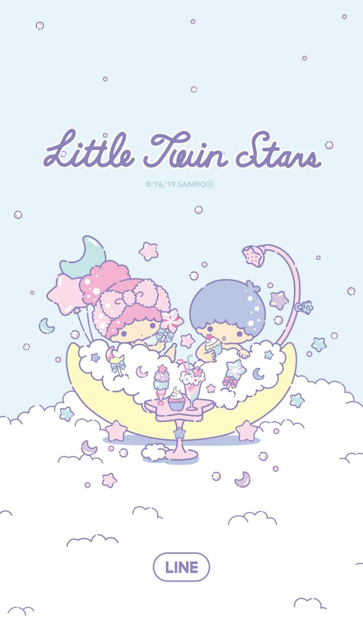 쌍둥이 별 키키와 라라: 달콤 목욕 시간