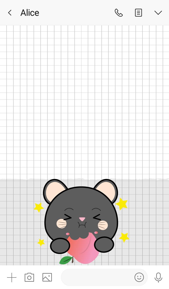 Minamal Black Mouse 2
