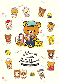 Always with Rilakkuma