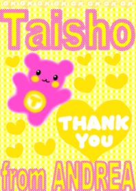 """Taisho from """"ANDREA"""""""