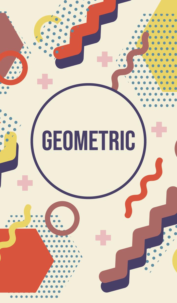 Geometric Half Pearl Lusta