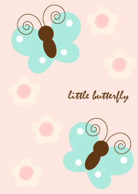 vintage butterfly theme 39