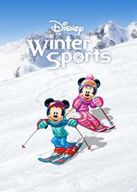 Mickey Mouse & Friends(冬季運動篇)