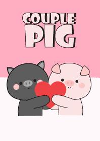 Couple Pig Theme