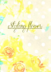 Styling flower