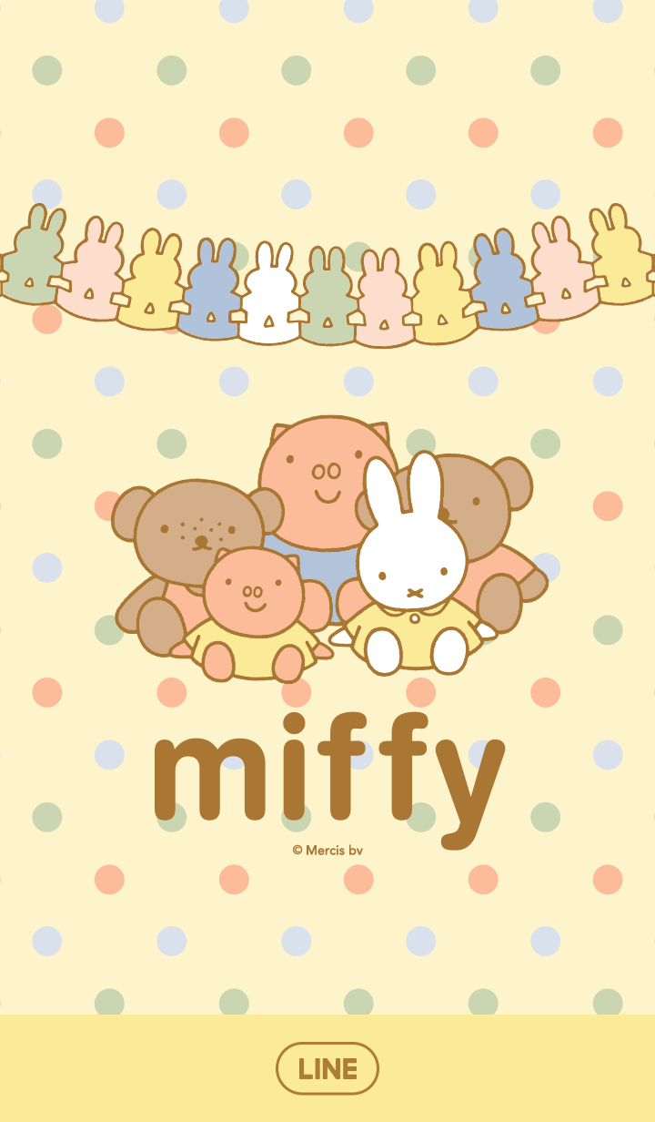 miffy and friends