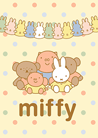 miffy&好朋友