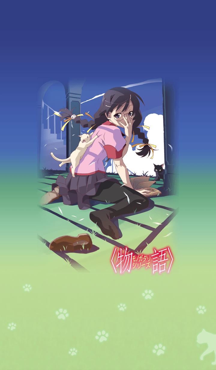 MONOGATARI Series(Hanekawa Tsubasa)
