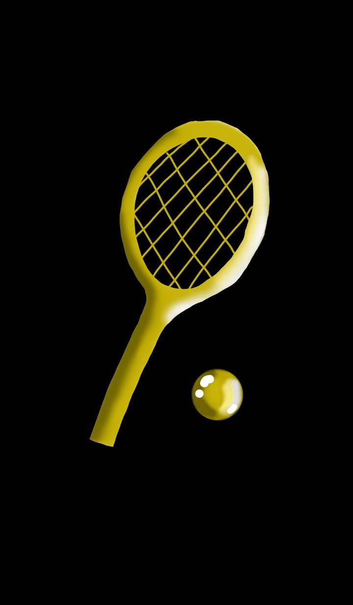 テニス優勝 金賞 ゴールドB