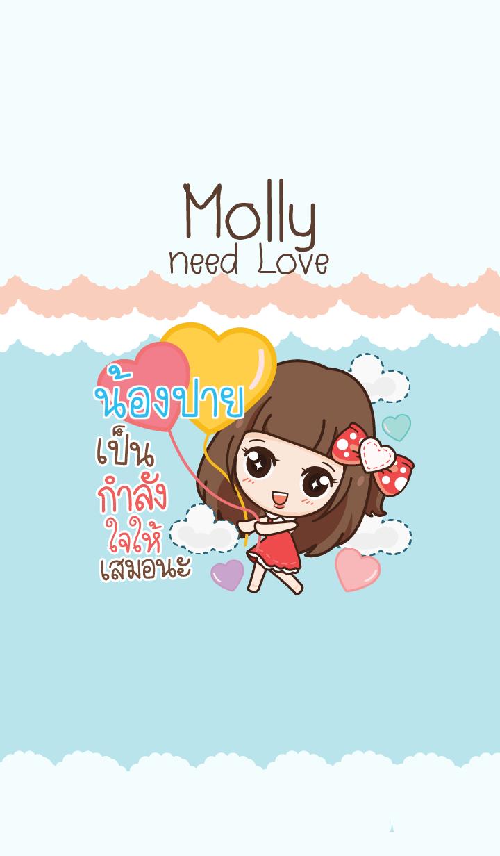 NONGPAI molly need love V10