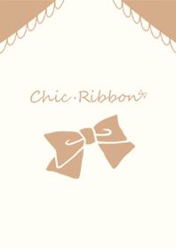 Chic Ribbon.