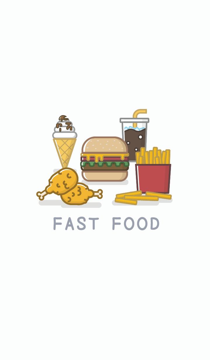 Fast Food #W