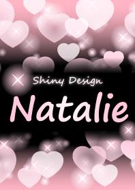 Natalie-Name-Baby Pink Heart