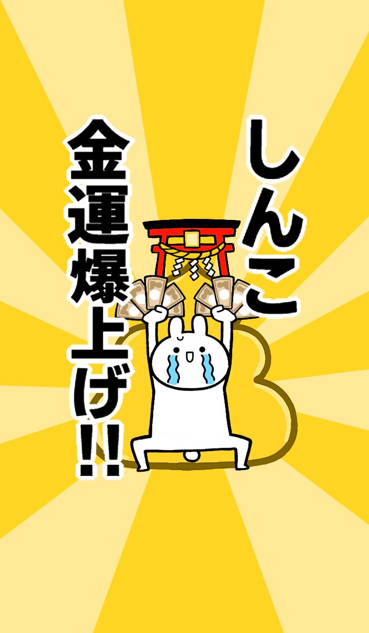 Fortune rise rabbit[Shinko]