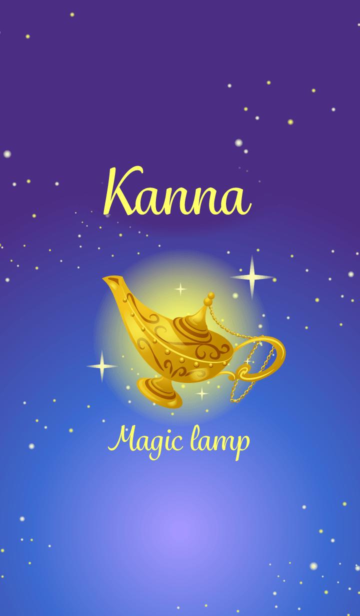 Kanna-Attract luck-Magiclamp-name