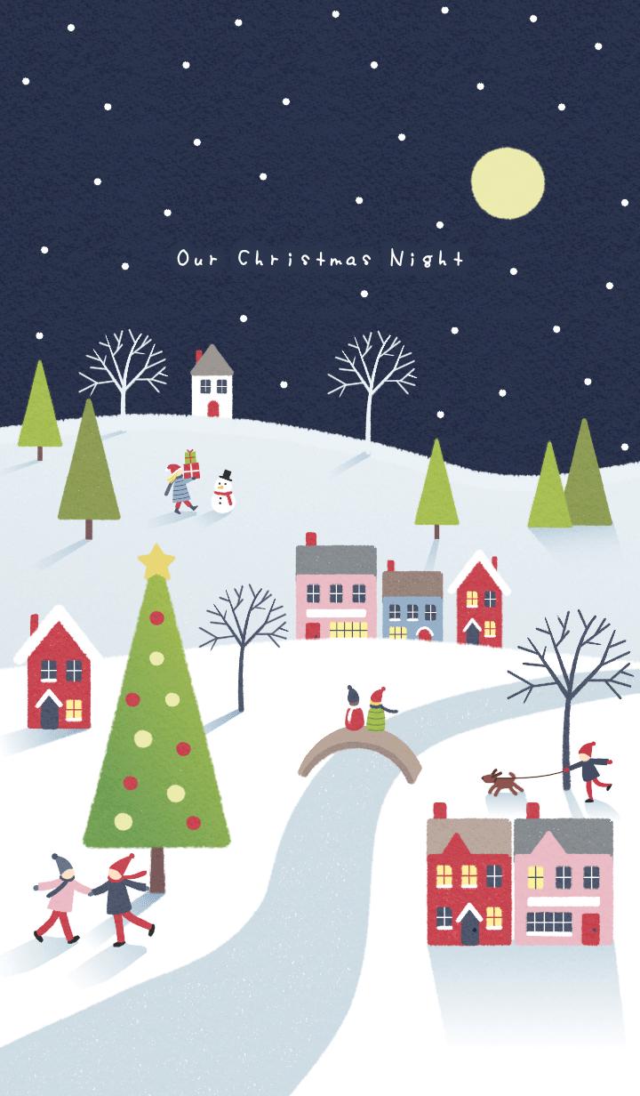 Our Christmas Night