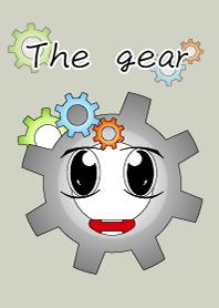 The gear theme
