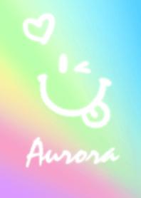 Nico nico aurora rainbow