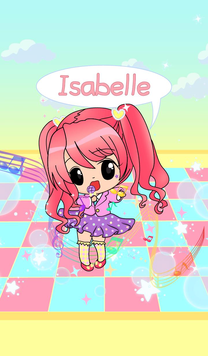 Isablle (Sweet idol)