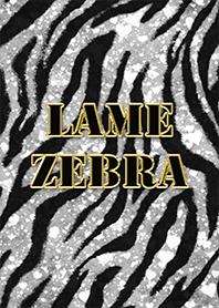 Lame zebra pattern