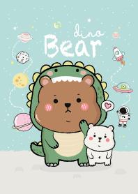 Bear Cutie Dino.