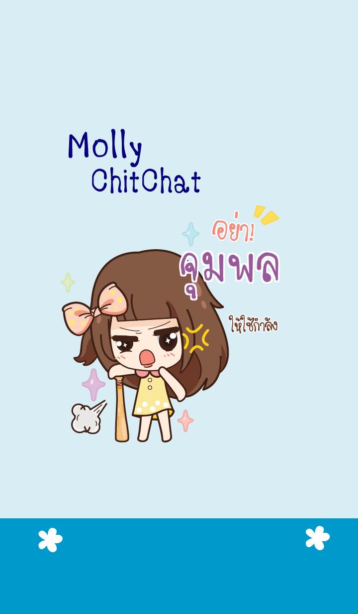 PUMPOL molly chitchat V02