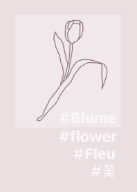 #flower =dusty pink=