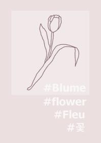 #flower =dusty pink=