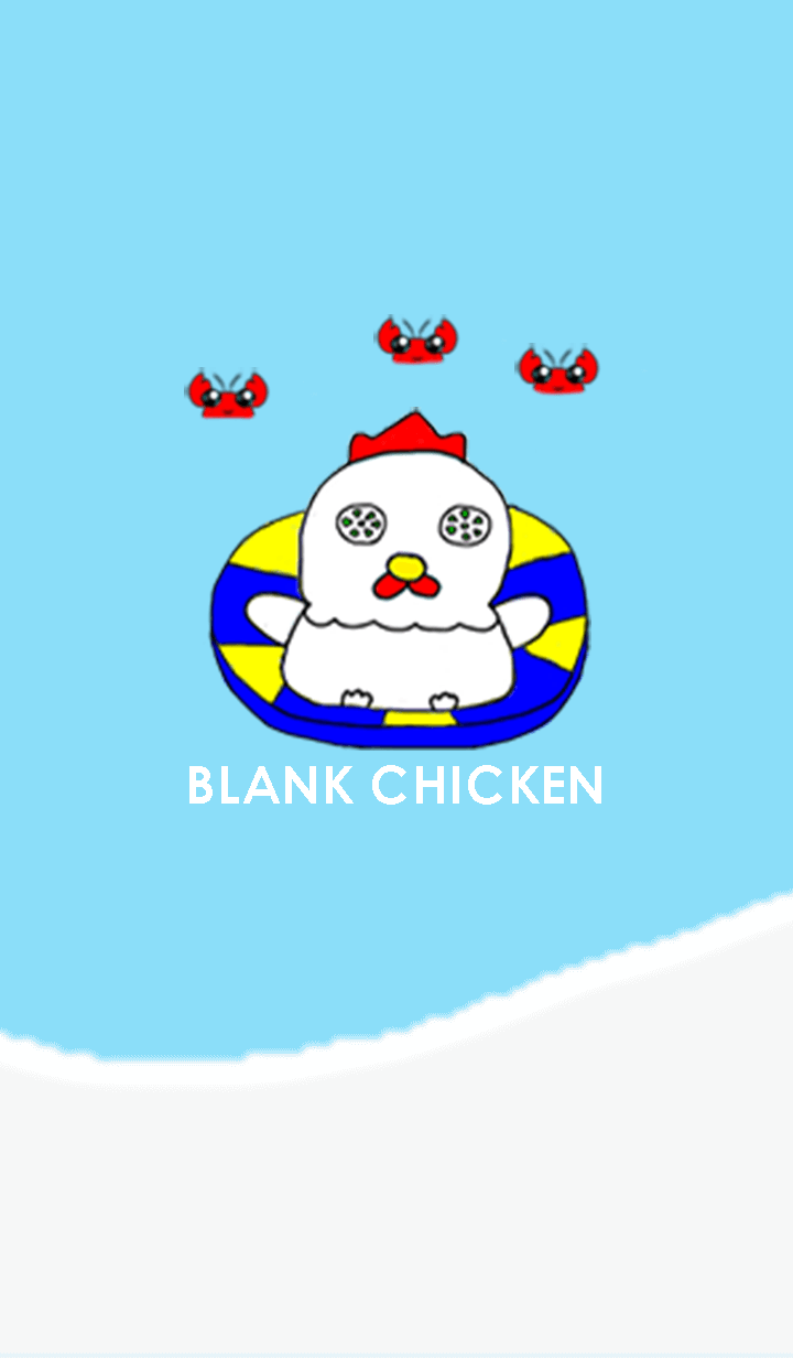 Blank Chicken: A Cool Summer