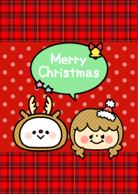 Cute Cute Christmas Theme. 3