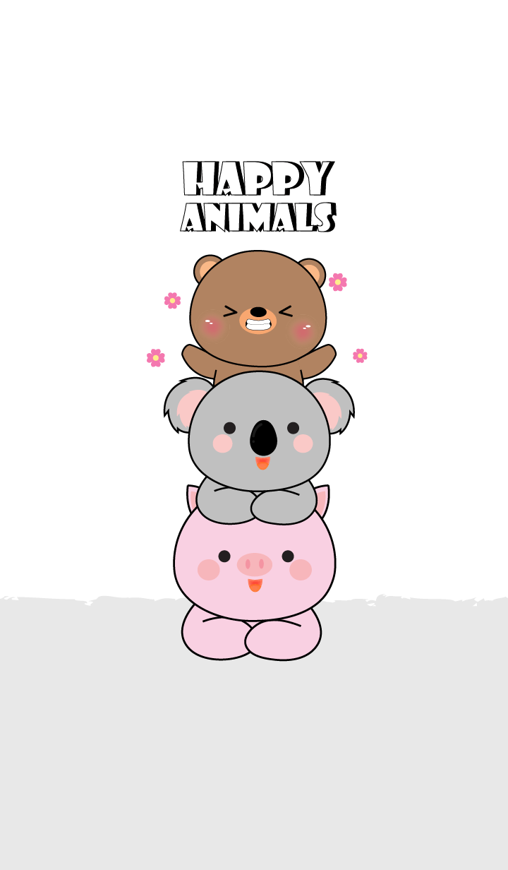 Love Happy Animals